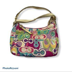 GUC Poppy Collection Coach Bag